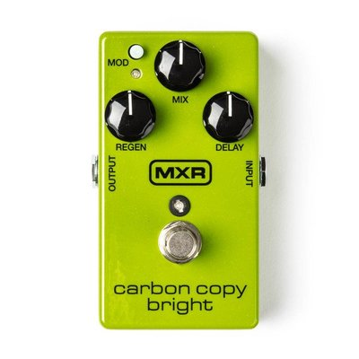 MXR M269SE Carbon Copy Delay 延遲效果器