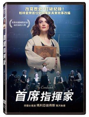 (全新未拆封)首席指揮家 The Conductor DVD(得利公司貨)