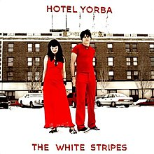 [狗肉貓]_The White Stripes_Hotel Yorba  _ LP 7