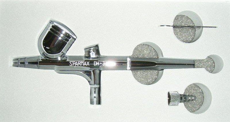 SPARMAX 漢弓 DH-3 0.3mm 模型 美術廣告 彩繪 用噴筆