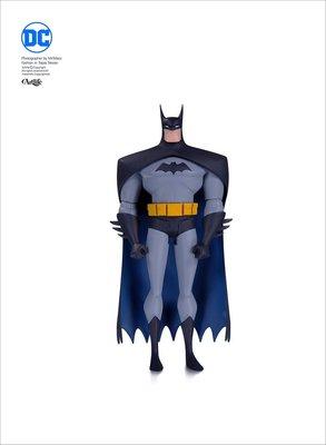 ArtLife @ DC Justice League Animated Batman 復古版 7吋 蝙蝠俠 北美限定