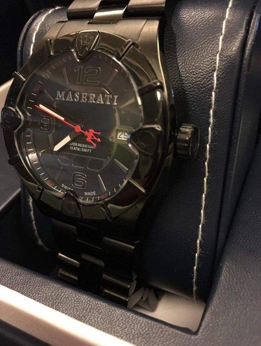 MASERATI 精品手錶 瑪莎拉蒂手錶 正品 真品