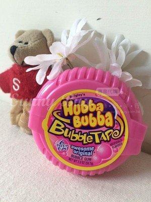 【Sunny Buy】◎現貨◎ Hubba Bubba Bubble Tape泡泡糖膠帶口香糖(原味) 2盒一組