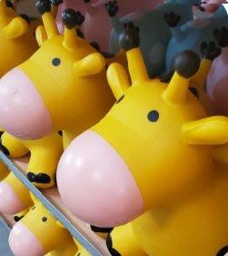 台灣現貨商檢合格閃電發貨   跳跳馬跳跳鹿 長頸鹿 加大加厚 跳跳鹿 跳跳馬  充氣馬 充氣玩具 訓練平衡感 搖搖馬 搖