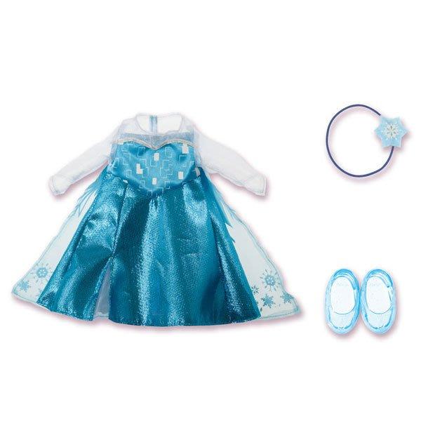 Disney 迪士尼  知育娃娃系列 -艾沙公主服飾組 原價999元
