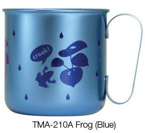 HORIE鈦杯croak池塘馬克杯純鈦戶外水杯啤酒杯TMA-210 320ml健康