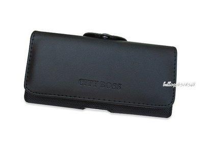 ASUS ZenFone Max Pro ZB602KL 橫式腰掛手機皮套 腰掛式皮套 腰夾皮套 手機套 CT64