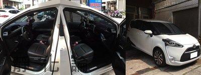 ☆久豆麻鉄☆ Toyota Sienta 可用 頂級 (雙前門氣密) 全車隔音套組 汽車隔音條 靜化論 芮卡國際