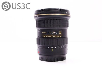 【US3C-台中店】Tokina AT-X 116 PRO DX II 11-16mm F2.8 For Canon