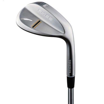 萌時尚新款球桿-日本鍛造高爾夫球桿挖起桿 Fourteen小羽毛 RM-22 男士新款沙坑桿