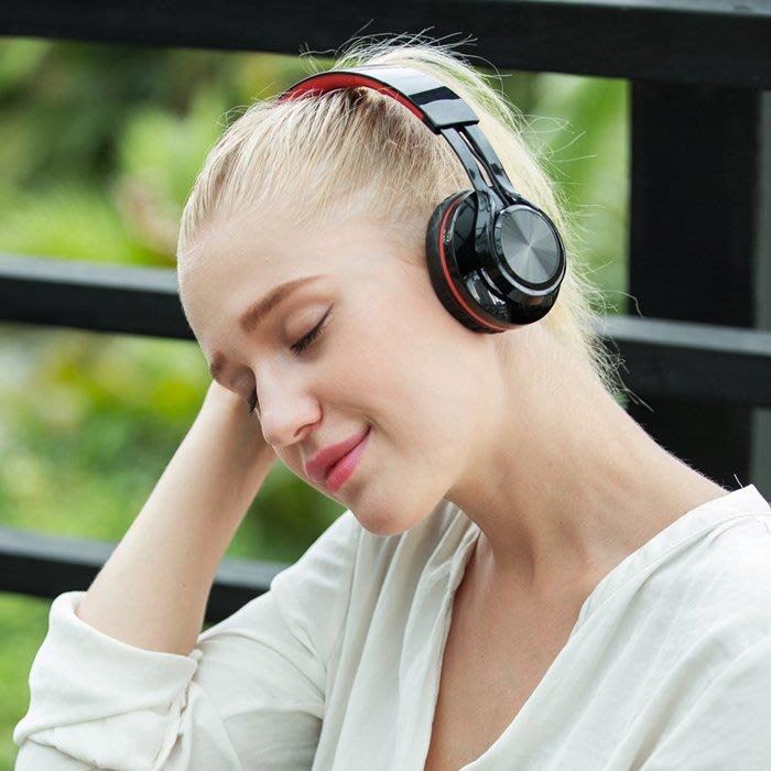 頭戴式耳機藍芽耳機頭戴式重低音樂手機無線耳麥立體聲