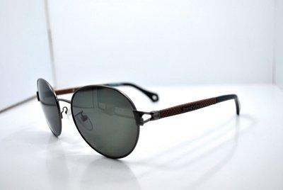 Ermenegildo Zegna Sunglasses SZ3350 H68P 太陽眼鏡 墨鏡