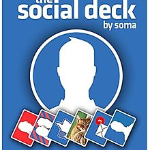 [fun magic] 臉書牌 臉書撲克牌 The Social Deck by Soma