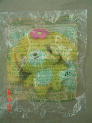 麥當勞 限量 超級可愛吊飾 花花兔 全新/未拆封 特價:99元