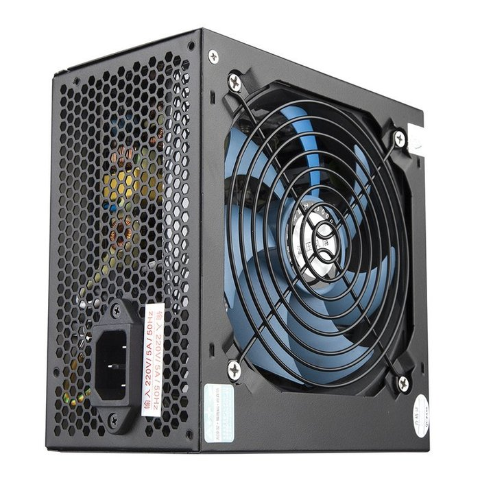 【免運】智能芯780GT臺式機電腦電源主機電源額定600w峰值700w