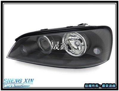 《晟鑫》全新 福特 FORD TIERRA RS LS SE XT 01~08年 原廠型 黑底大燈一顆 1800