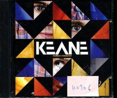 *真音樂* KEANE / PERFECT SYMMETRY 二手 K0706 (封面底破) (89下標賣2)