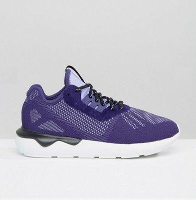【零碼特價】Adidas Originals Tubular Runner  編織 紫武士 US12