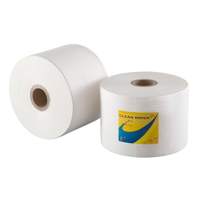 美兒小舖COSTCO好市多線上代購~立可潔 雙層擦拭紙抹布-無斷點(2捲/箱)