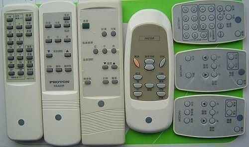 【原廠對照圖非出貨品】PROGUY冷氣遙控器 PROTON冷氣遙控器 普騰冷氣遙控器 『出貨是替代品為免設定』