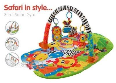 @企鵝寶貝二館@ 來自澳洲的 Playgro 普雷多~可愛健身遊戲墊(PG0181594)