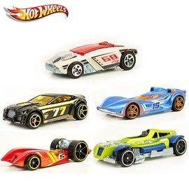 Mattel美泰兒系列玩具  風火輪五合一包裝組 (隨機出貨)