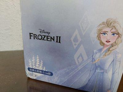7-11 (555元 免運) FROZEN2 艾莎 皮革化妝箱 Elsa款 冰雪奇緣 加贈同系列一款證件套