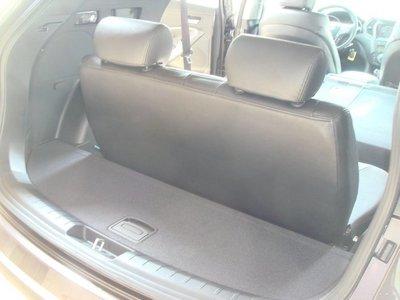 明耀汽車~LUXGEN 納智捷 SUV U7 專用第三排座椅