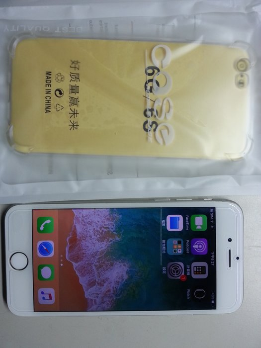 Apple iPhone 6  4.7寸 16G 銀色 無碰傷 全正常