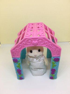 FILLY彩虹小馬拱橋型花架、結婚拱門🌈適合各種小型娃娃場景使用