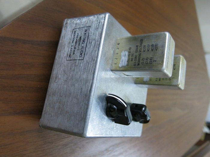 Waiting Audio WE Western Electric 西電變壓器無源主動前級擴大機