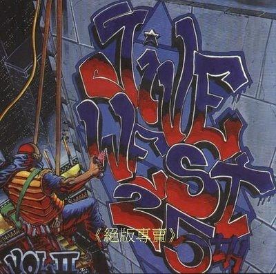 《絕版專賣》Jive West 25th Vol.2  /  Jive公司25週年合輯 2  (1995 歐版)