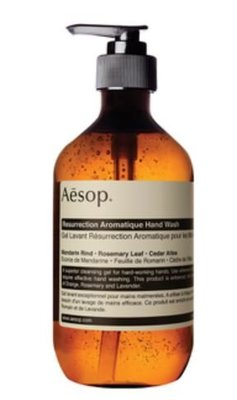 現貨 Aesop 尊尚芳香 REVERENCE AROMATIQUE 手部清潔露 洗手乳 500ml