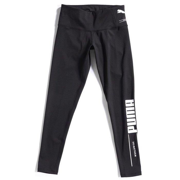hank40a PUMA 基本系列 NU-TILITY 女款 緊身褲 內搭褲 58108601