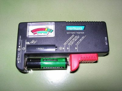*小邑的家* 生活便利王 電池測量儀...