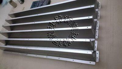 速發~第五代不鏽鋼遮雨板窗戶防漏型不違建~(正白鐵304#)~簡單自行DIY晴雨棚  遮雨棚 冷氣 專用 窗型雨遮