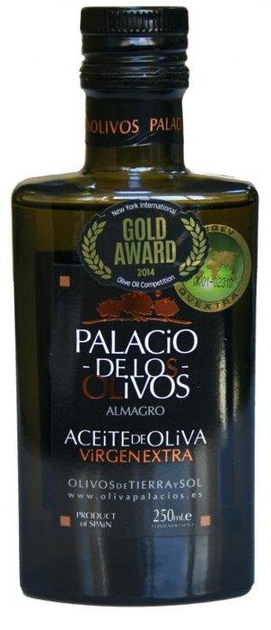 西班牙普羅西歐Palacio 特級初榨橄欖油 250ml酸度: 0.11獲得最佳金牌獎