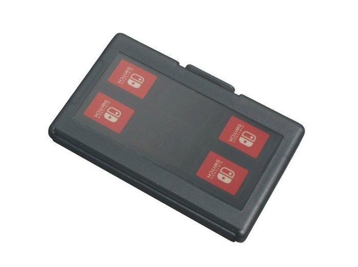 Nintendo 任天堂 Switch 卡帶盒 遊戲收納盒 NS 卡帶收納盒 12片裝 NX 卡匣盒