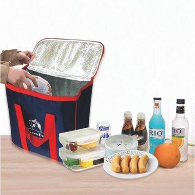 保冰袋 便當袋 19公升 保冰 保溫包 手提袋 野餐 保冷 保溫 保鮮 便當包  露營 餐具 餐包 飄揚生活館