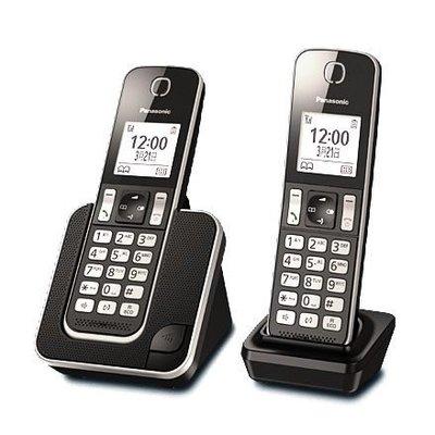 ✿國際電通✿【公司貨保固2年】國際牌 DECT 數位無線電話 子母機 KX-TGD312 TW/另售KX-TG6811