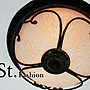 【58街燈飾- 台北館】設計師款式「立體鐵框 ...