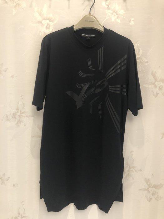 Y-3 女生長洋裝 t恤 保證真品