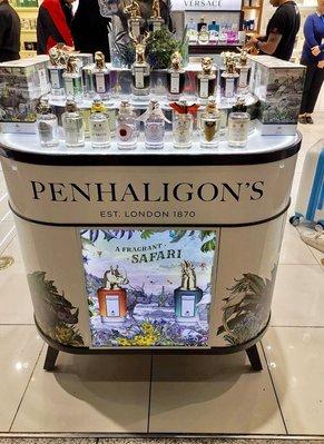 PENHALIGON'S潘海利根 獸首系列 Terrible Teddy 犀牛 75ml