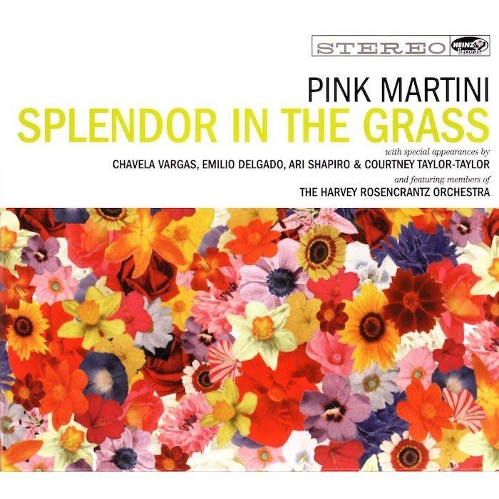 合友唱片 紅粉馬丁尼 Pink Martini / 花團錦簇 Splendor In The Grass (2LP)
