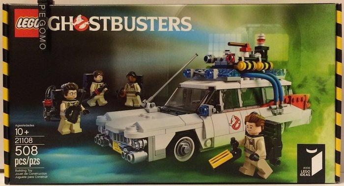 【痞哥毛】LEGO 樂高 創意系列 魔鬼剋星 抓鬼車 三十週年 全新未拆
