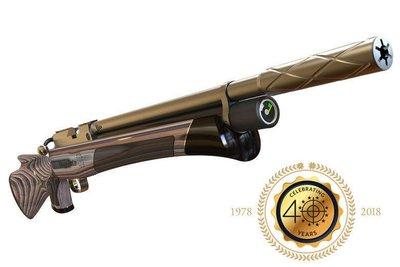 {{布拉德模型}} DAYSTATE Genus .25 限量四十周年紀念槍 全台限量一把!