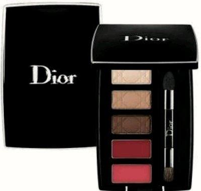 Dior 迪奧 法式眼唇盤精巧版 彩妝大師眼唇盤