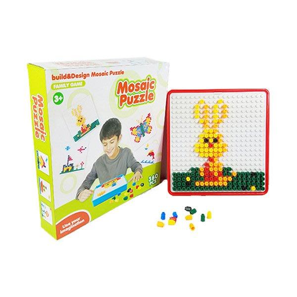 【阿LIN】901482 M9D 六角形顆粒拼圖 益智遊戲 創意激發 藝術 色彩 DIY 拼圖 拼板