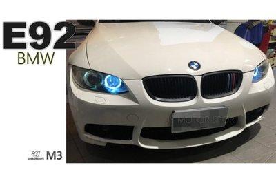 JY MOTOR 車身套件 _ BMW E92 改 M3 式樣 前保桿 PP材質 大包 素材