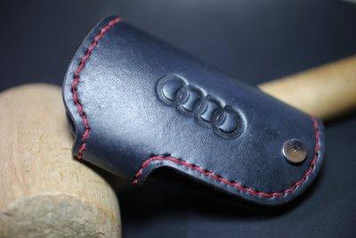 客製手工鑰匙皮套 Audi A3 A4 A5 A6 Q2 Q3 Q5 Q7 TT
